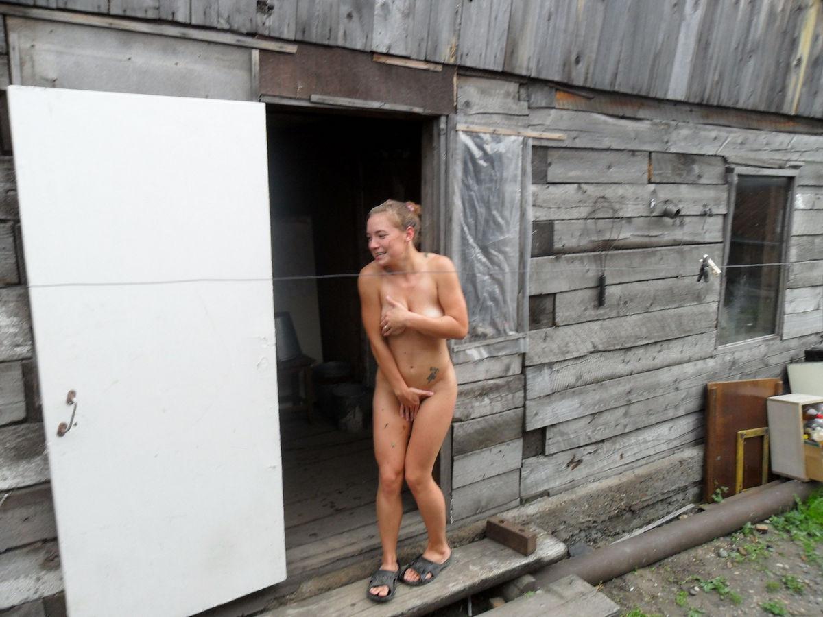 Смотреть порно в бане деревенская 12 фотография