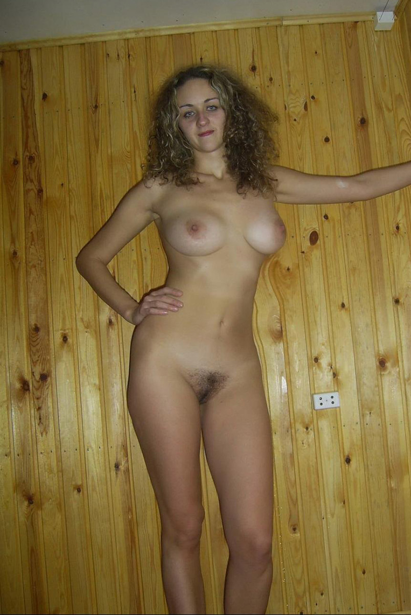 Naked girls with curly hair nude
