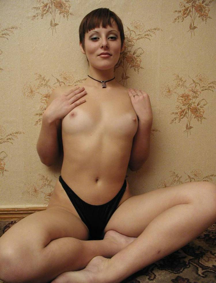 Short hair naked women hairy cunts