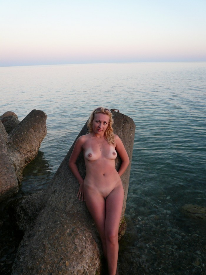 from Coen take off her clothes nude beach