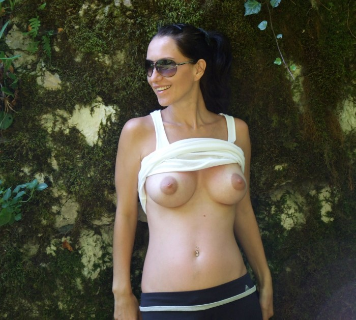 Just amazing nude tits
