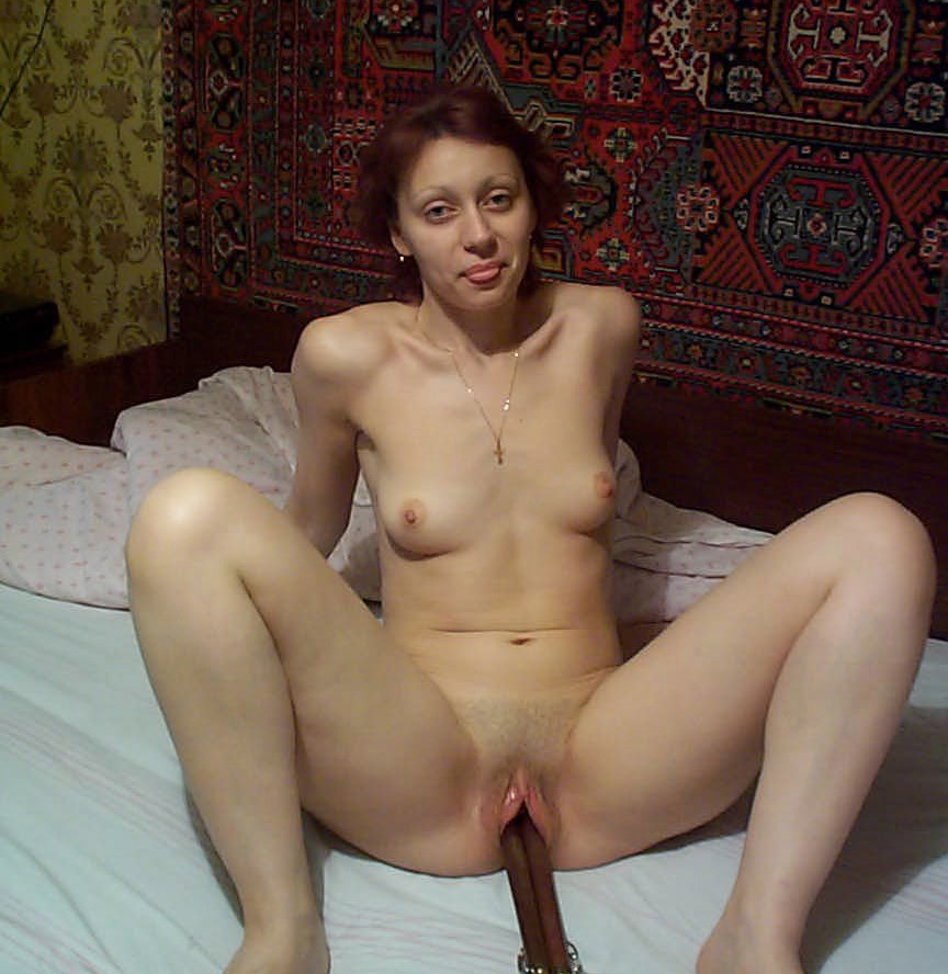 Sexy native mom naked