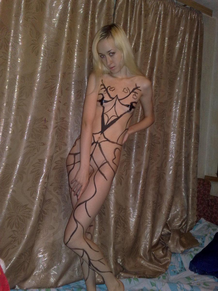 Brilliant idea erotic my beautiful skinny girlfriend very