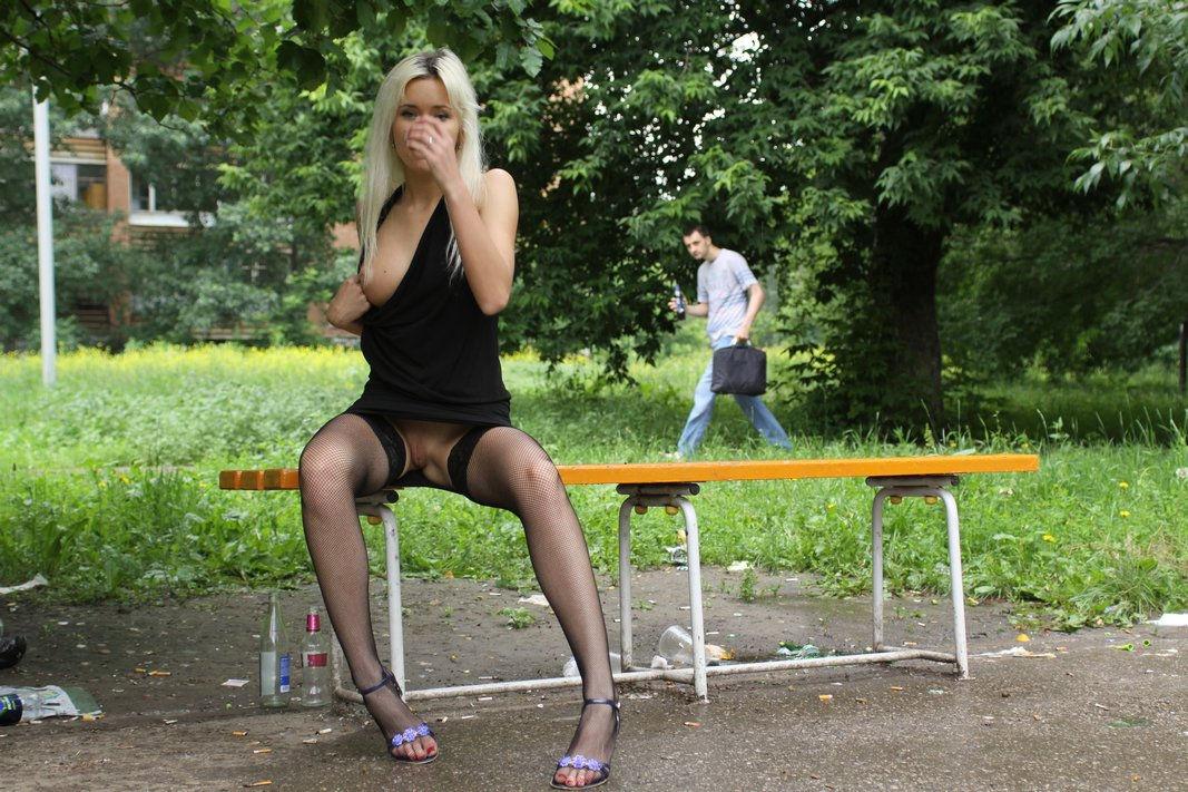 две амбициозные фото лето в парке без трусов предпринимала робкие попытки