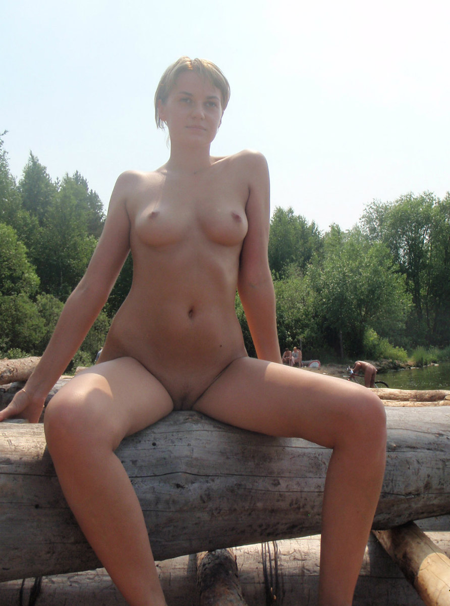 Naked russian asian milf — pic 15