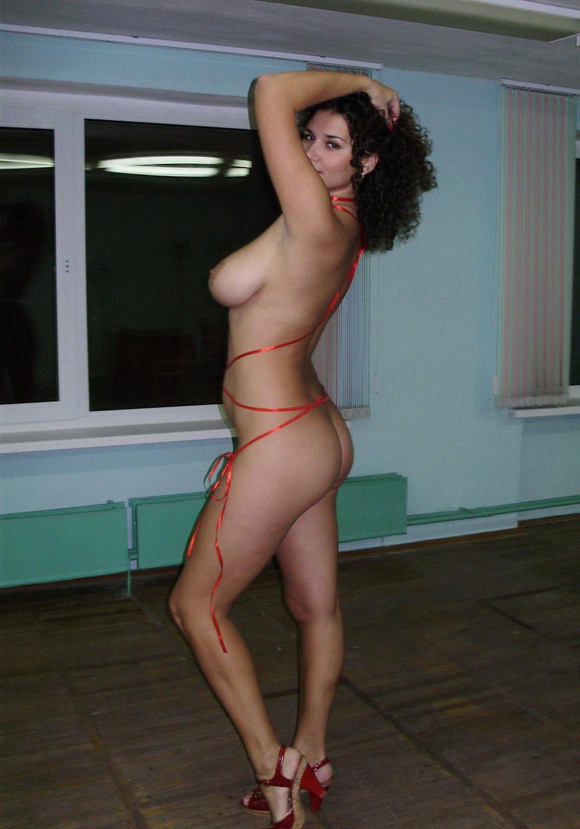 Naked amateur teacher boobs 2