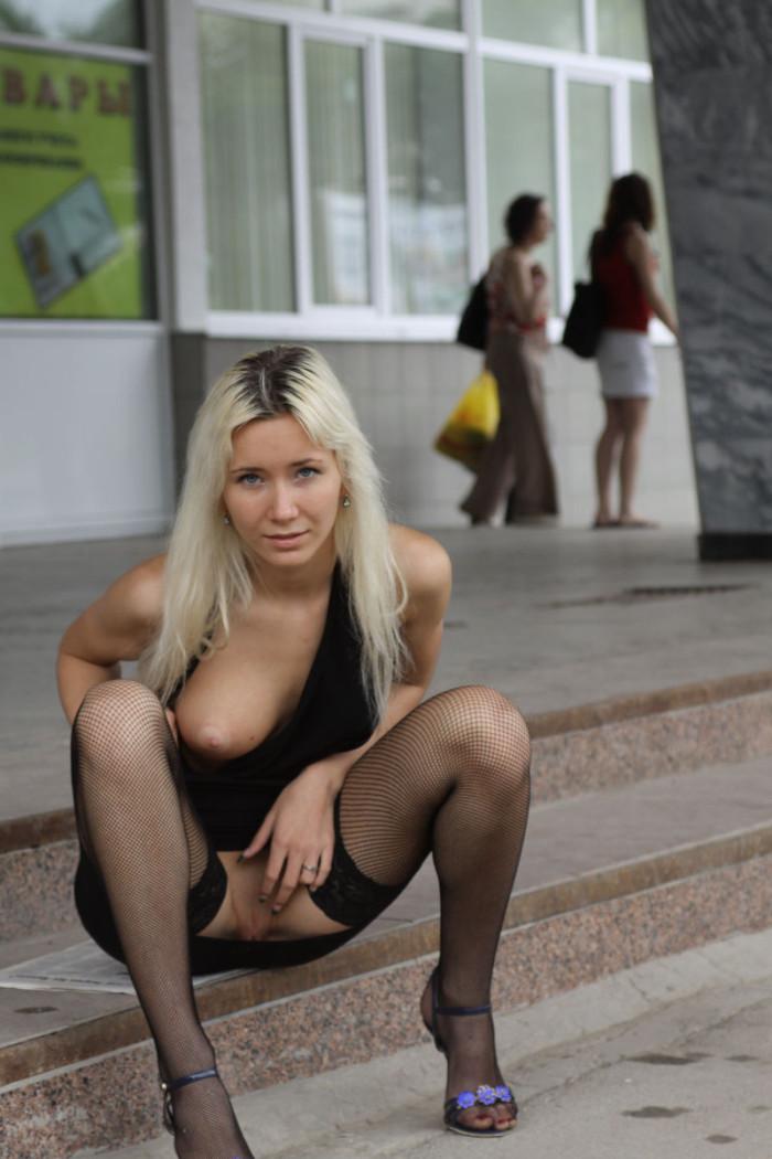 Nipple stretch porn