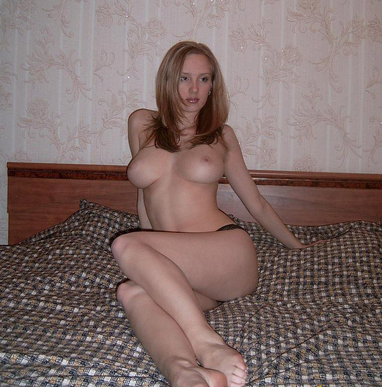 Russian girl with perfect tits