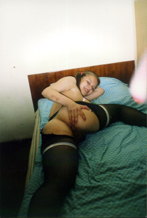 Vintage Photos Of Lovely Russian Teen With Hairy Pussy -9789