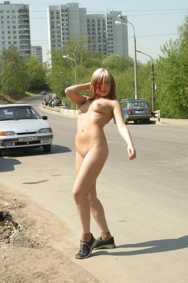 Porno lesbico Hot Naked Girls Public