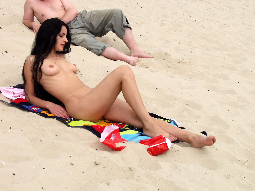 Variants.... apologise, nude beach smoking really. All