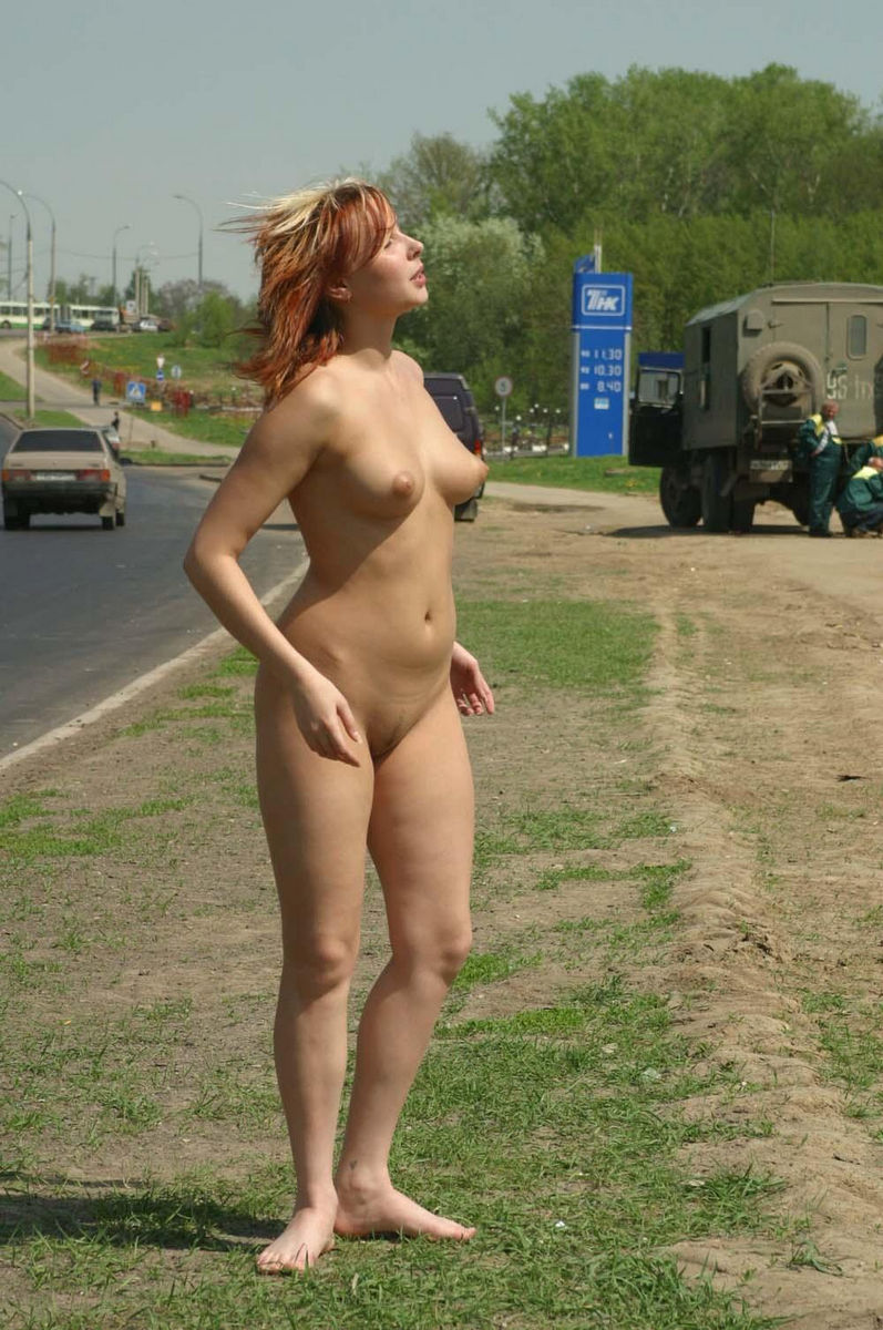 When russian woman not