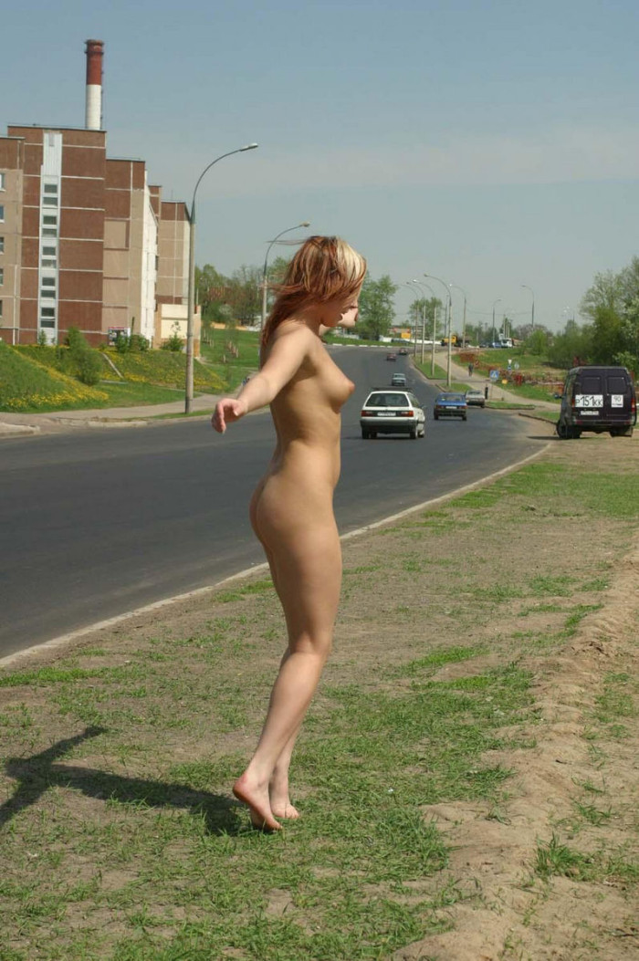 Russian Teen Not Shy To Walk Naked  Russian Sexy Girls-2234