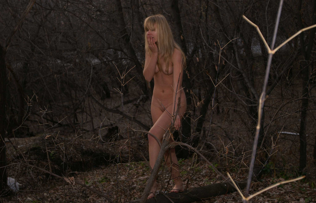 Happy birthday with naked girl-4483