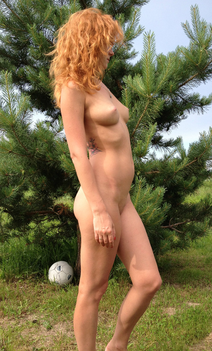 Similar situation. naked redhead girls outdoors something is