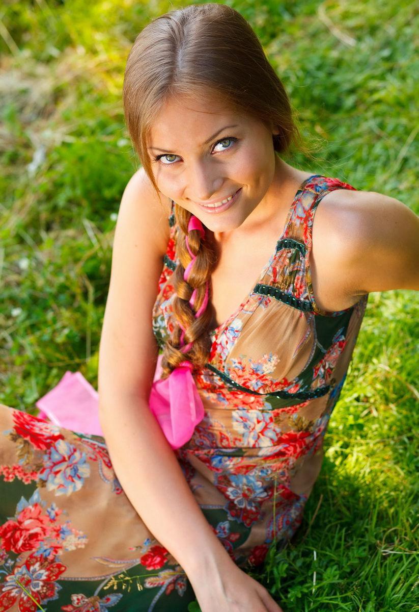 Фото девушек нимфеток 4 фотография
