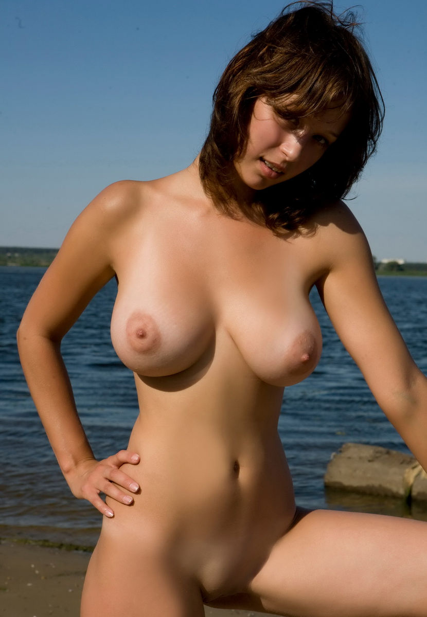 Girl With Really Big Boobs And Nice Pussy  Russian Sexy Girls-4016