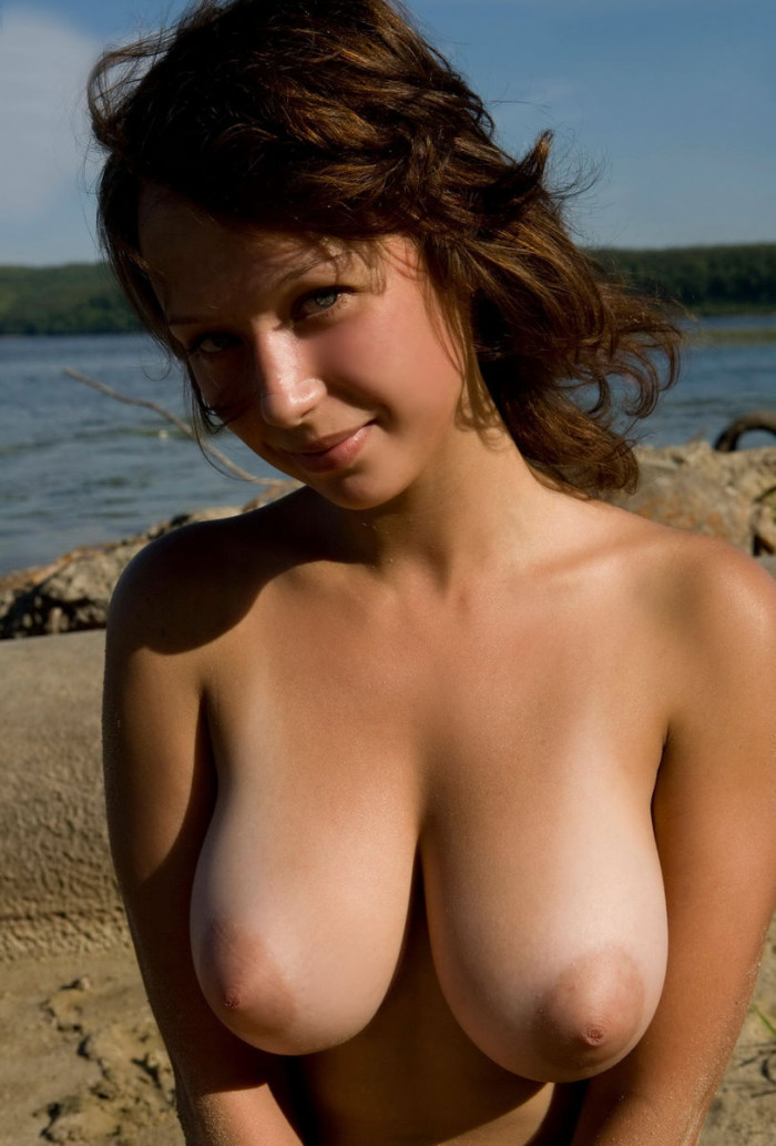 Girl With Really Big Boobs And Nice Pussy  Russian Sexy Girls-8085