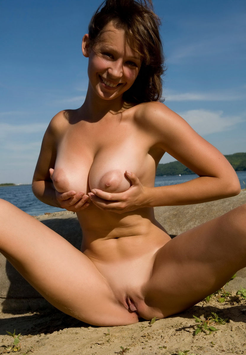 Girl With Really Big Boobs And Nice Pussy  Russian Sexy Girls-7554