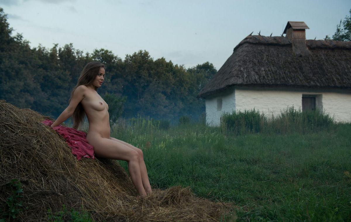 Фото влажных горячих дам в деревне