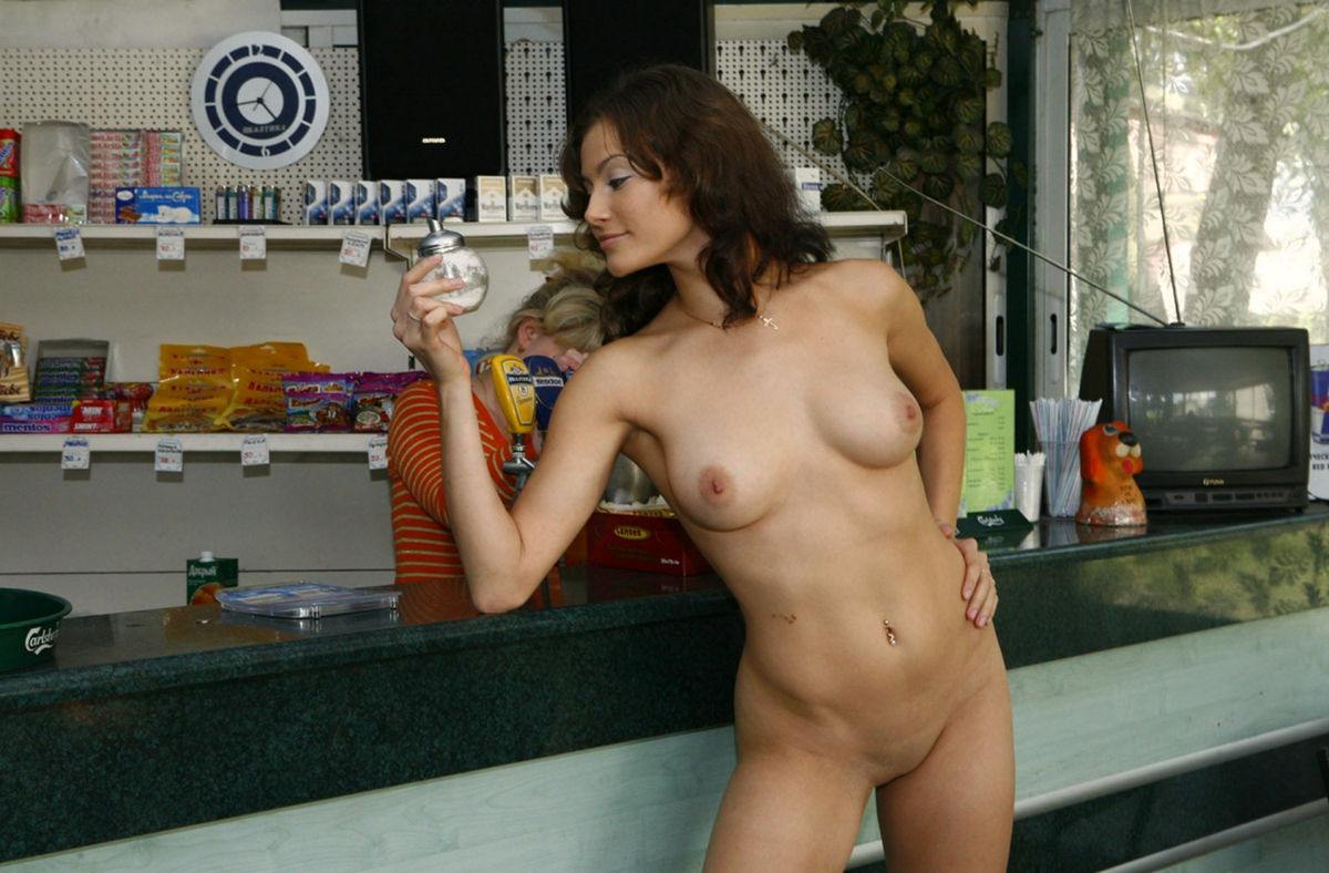 Hot bar girl nude all
