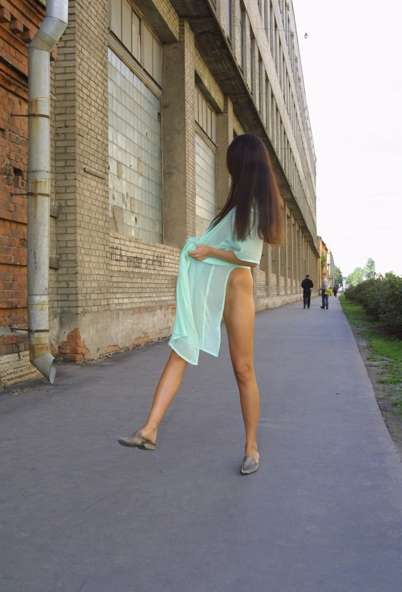 Skinny Goddess Posing Naked At Public  Russian Sexy Girls-3789