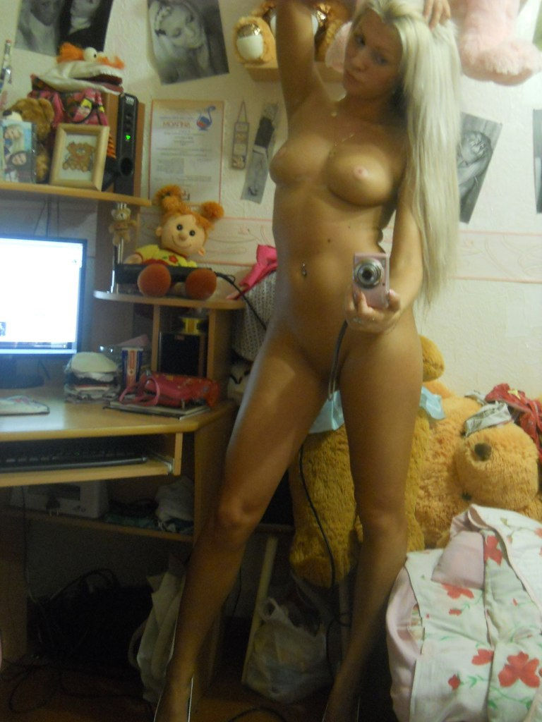 Self shot sister teen