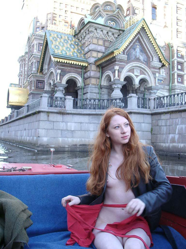 Doesn't Naked sexy body redhead