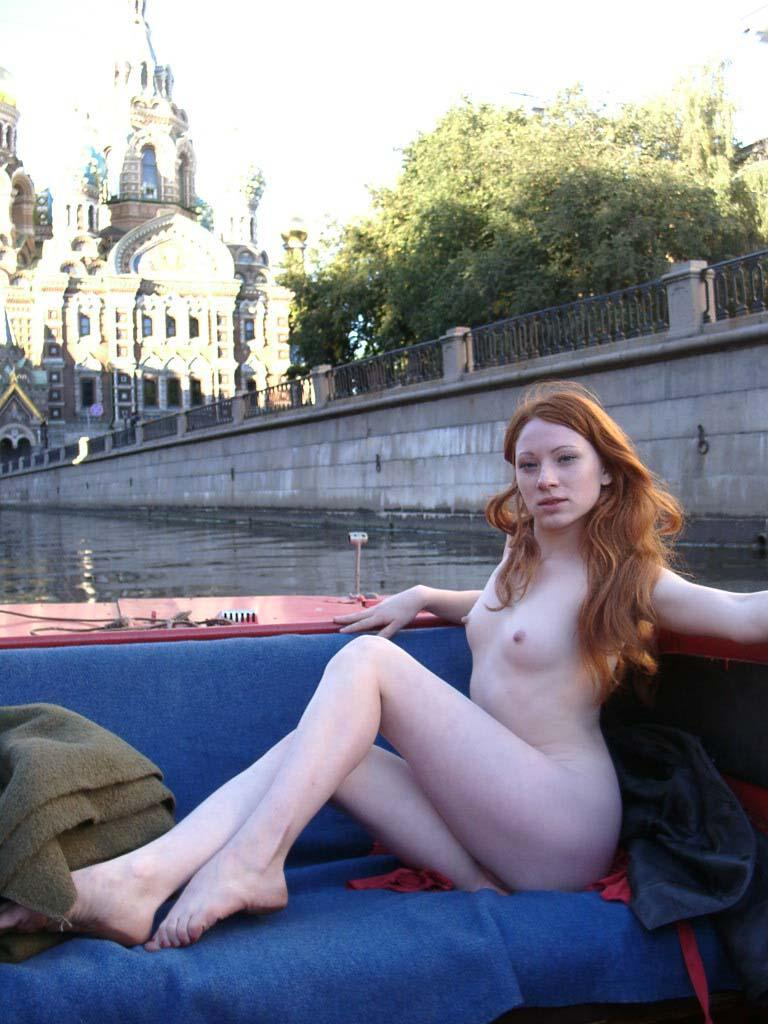 Think, Hot naked female red heads think