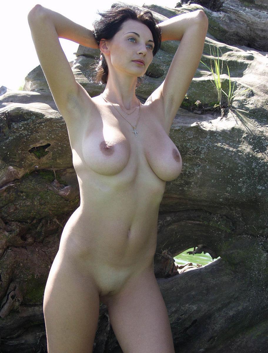 Big tits and long legs