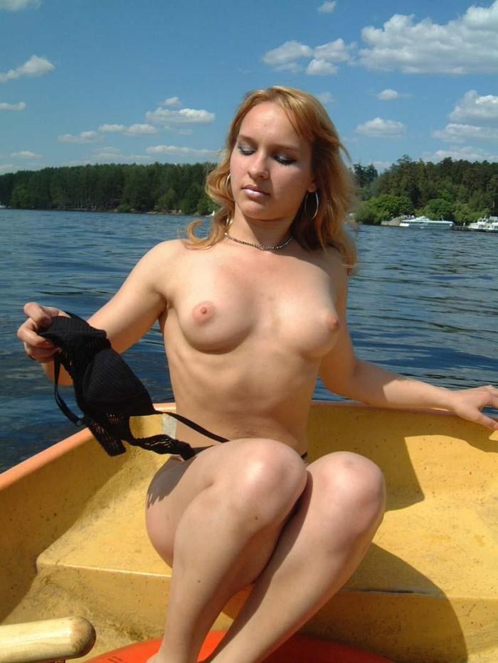 hot boat ladies nude