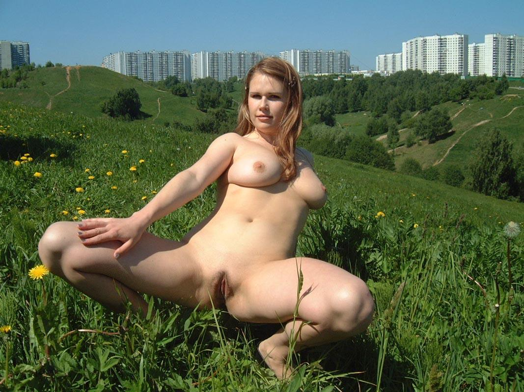 nude women in parks
