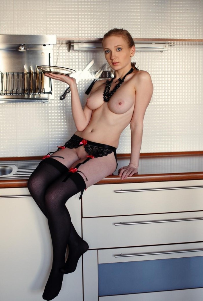 Apologise, but, Sexy cooking in lingerie