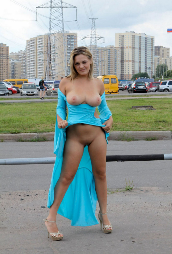 Pity, women with big boobs public