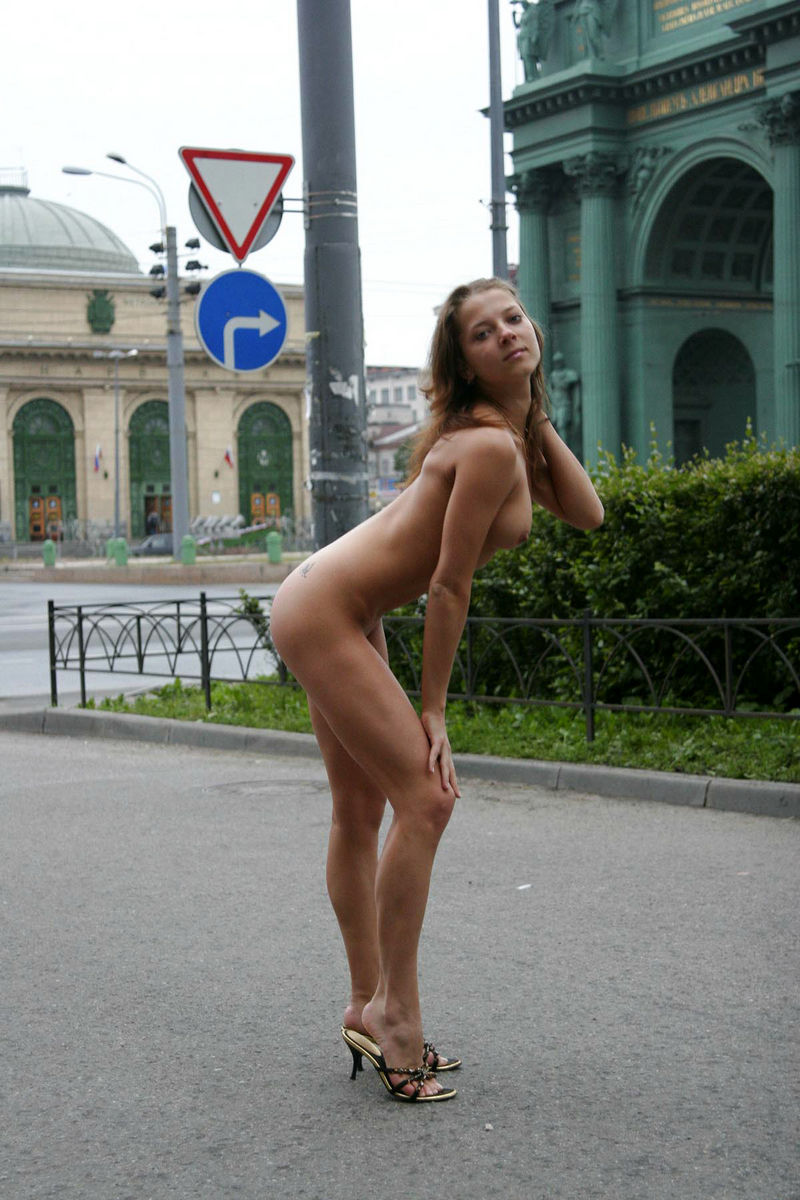 Hot Russian Teen Shows Her Sporty Body And Elastic Boobs At Public  Russian Sexy Girls-4908