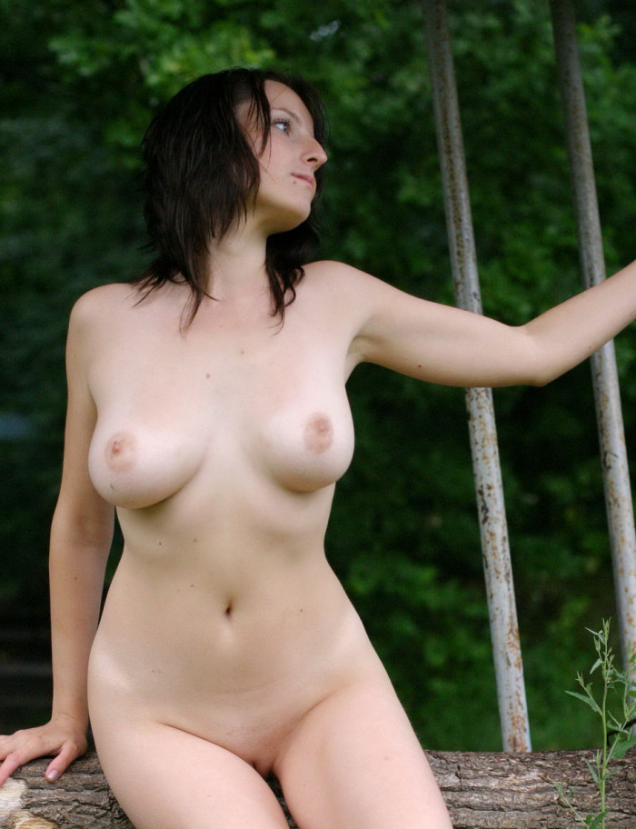 Know naked babes in the outdoors