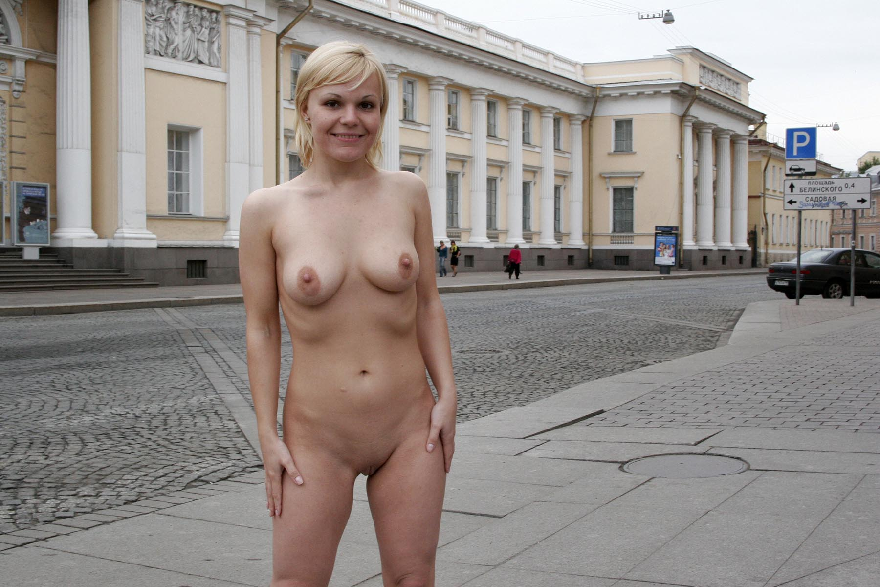Here Girls with short blonde hair nude opinion you