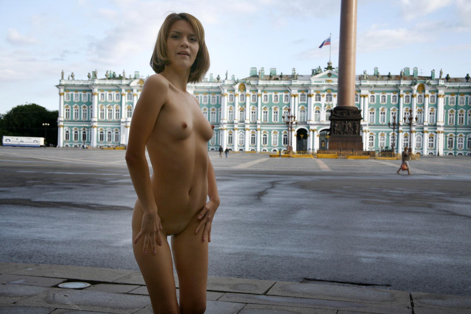 Polina Volodina Nude Sexy