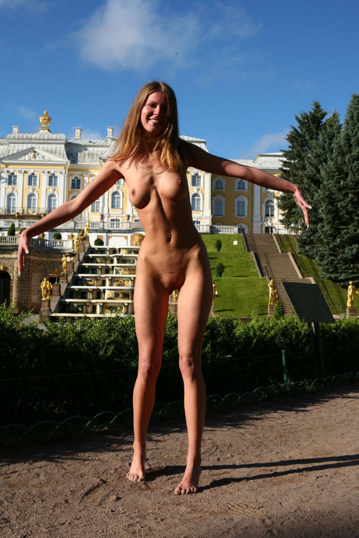 Naked Women On Public