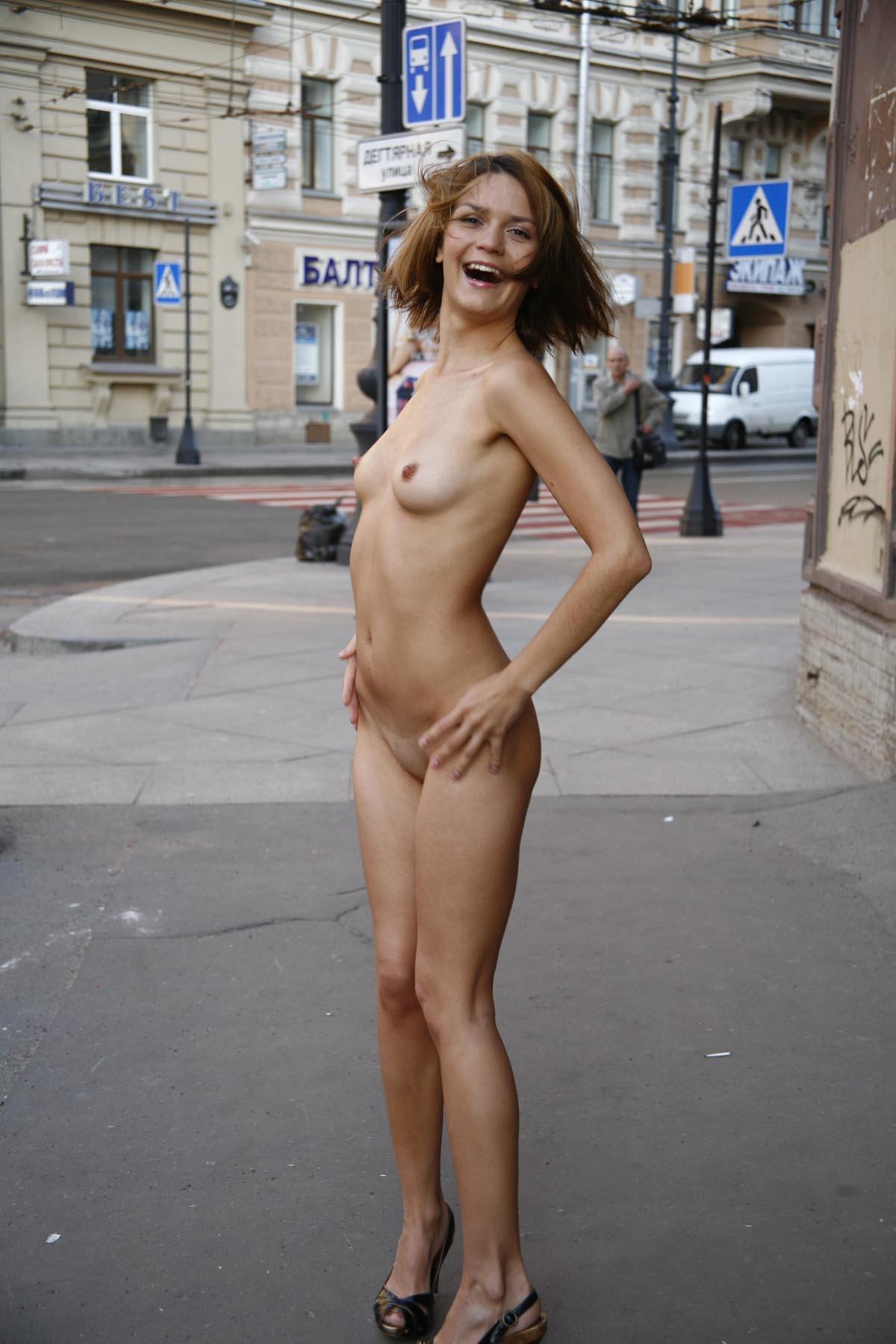 nude girls at clinics