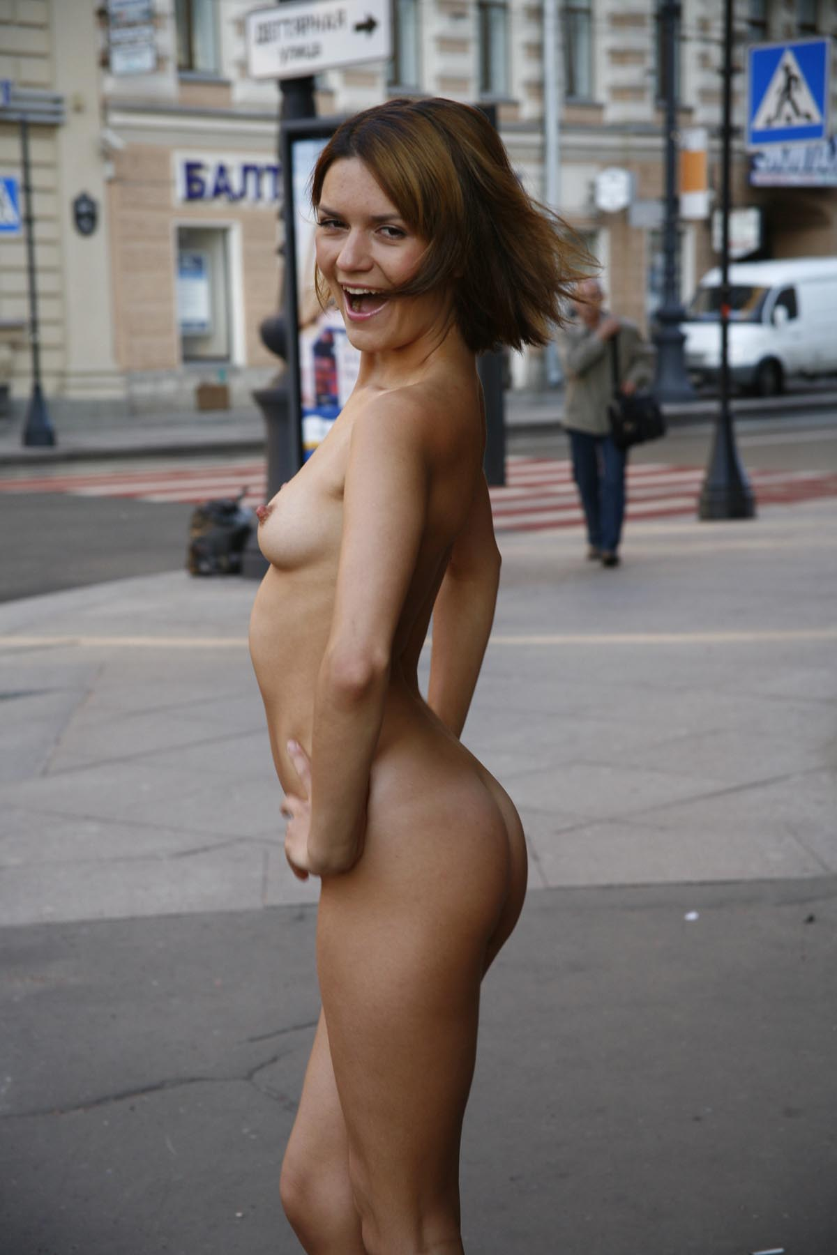 Would like Shorthaired russian girl posing naked opinion