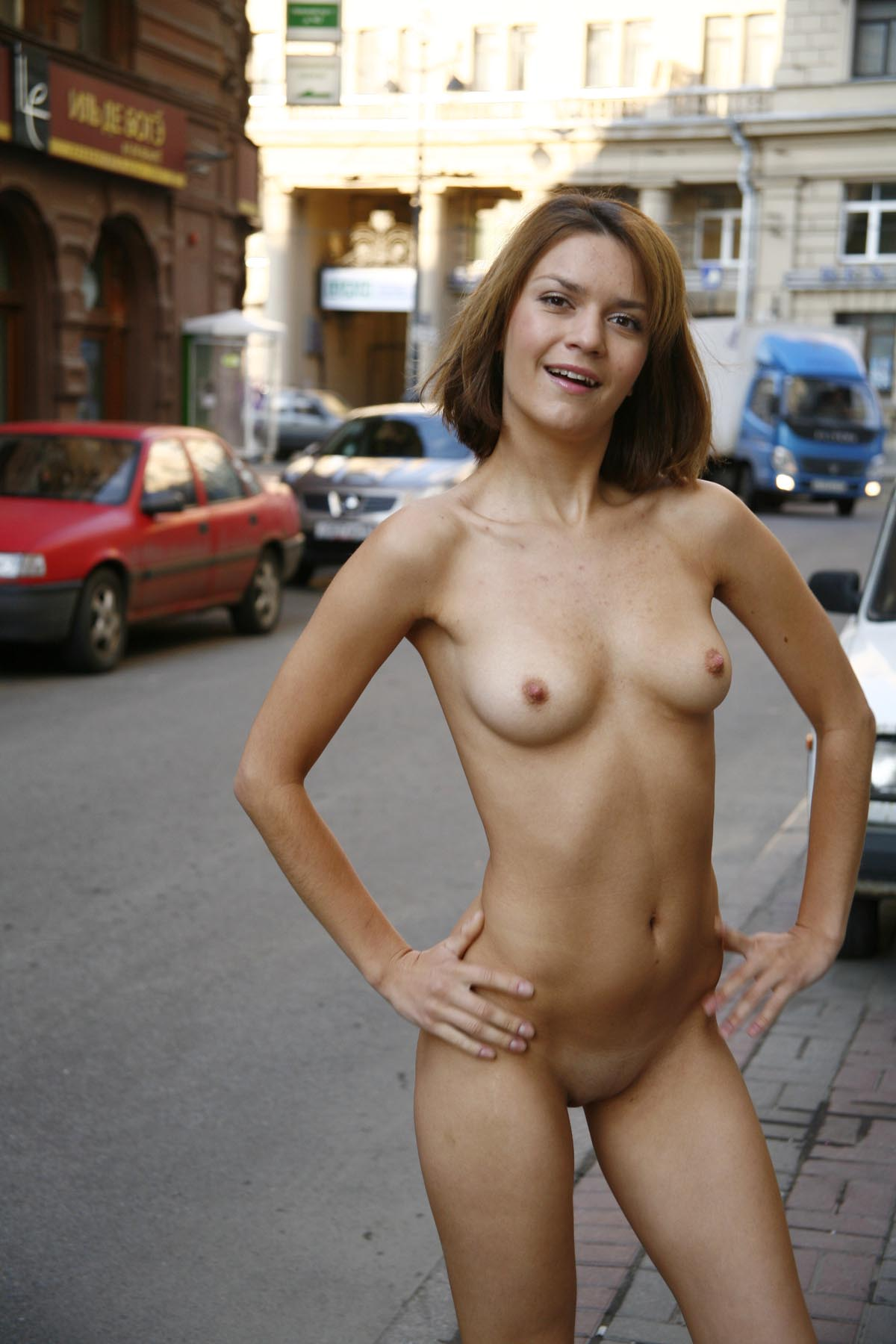 Think, Shorthaired russian girl posing naked apologise
