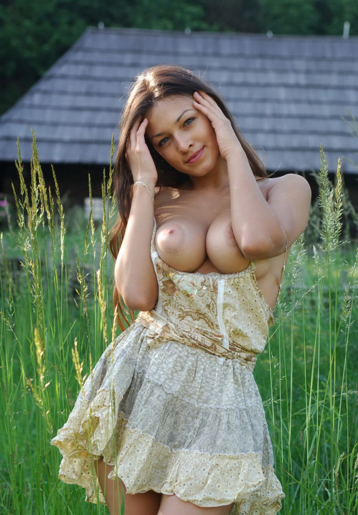 Beautiful Women With Beautiful Breasts