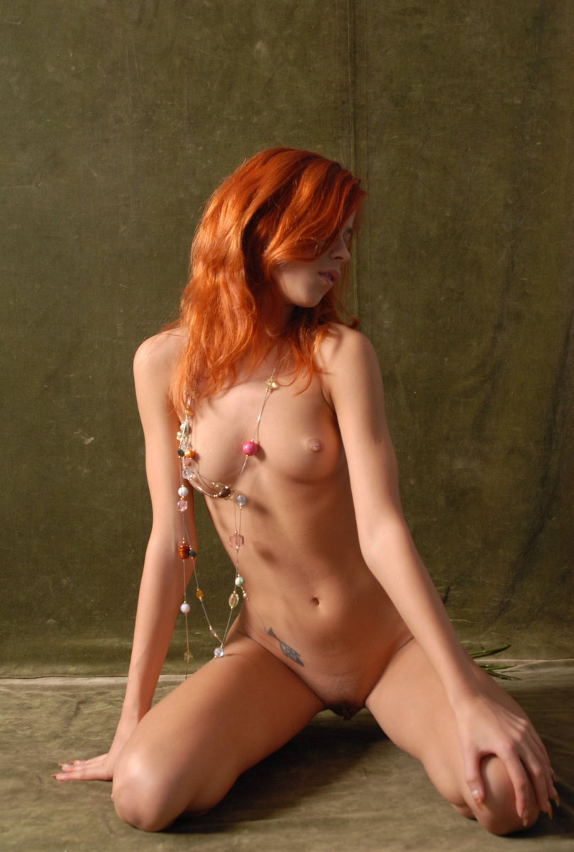 You beautiful nude red headed women what result?