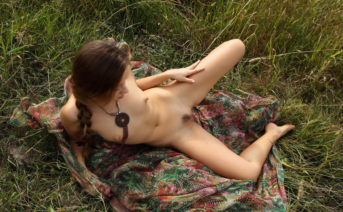 Average beautiful naked women