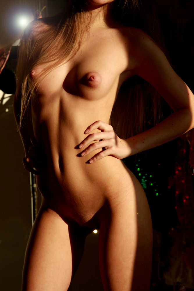 Very Beautiful Russian Teen With Perfect Body In Various -4463