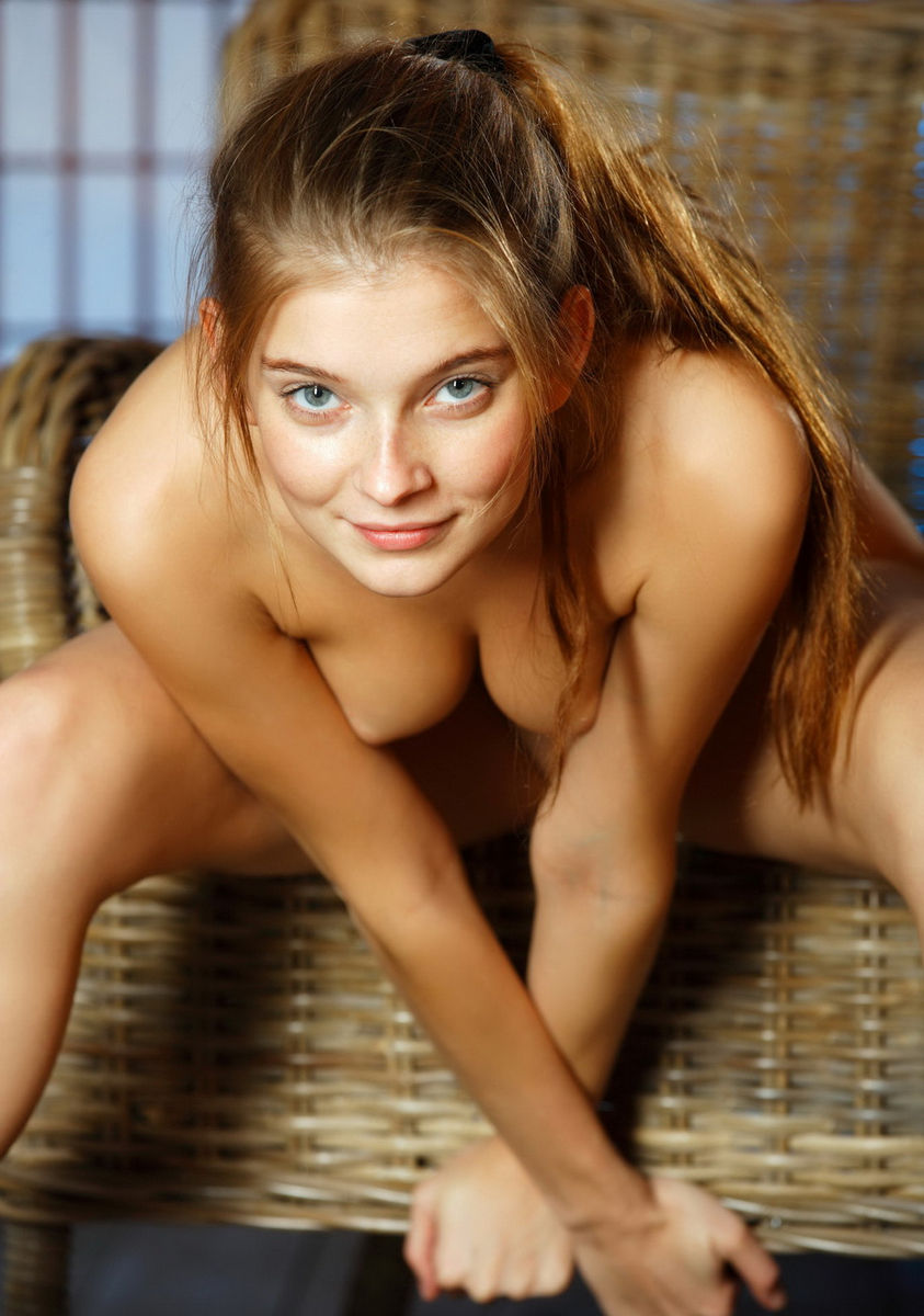 Very Very Very Lovely Russian Teen Girl With Great Body -1970