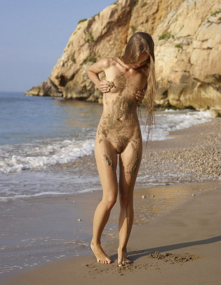 Share Naked beach hairy