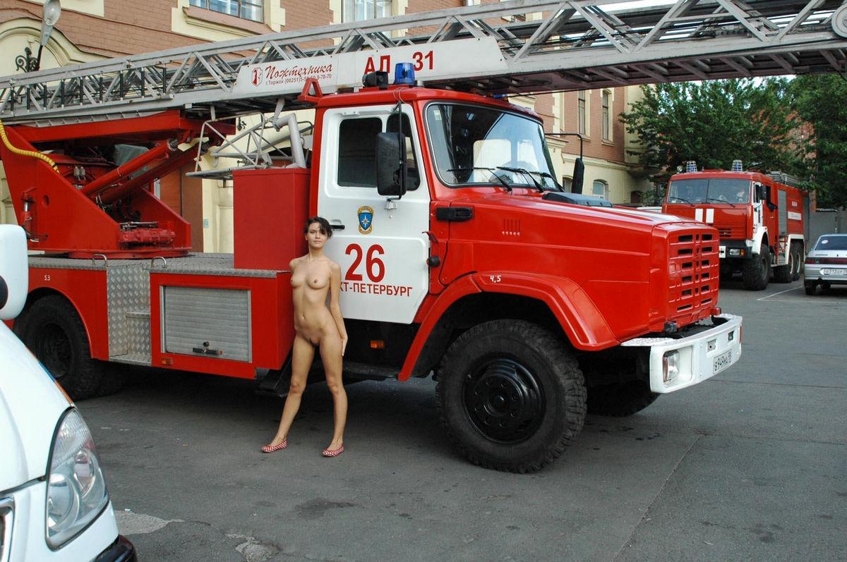 Секс с пажарные 12 фотография