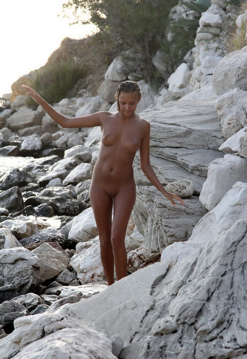 Remarkable, young nudist gallery russian god knows!